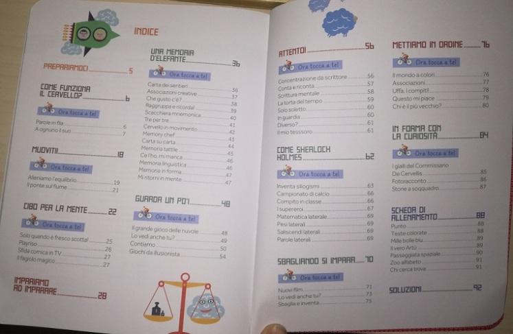 L'indice del volume fa soltanto intuire la vastità di argomenti trattati e di informazioni evidenziate nel libro